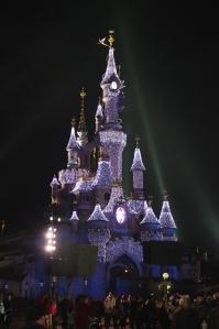 O castelo da Bela Adormecida em Paris
