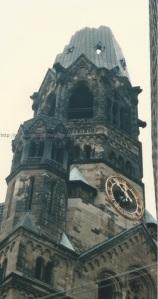 Kaiser-Wilhelm Gedächtniskirche - Berlin