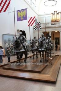 Armaduras medievais