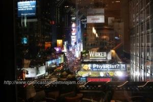 Time Square, provavelmente mais do que uma visita